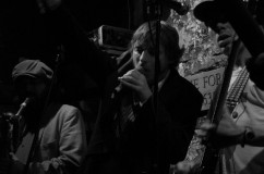Live with Horrordactyl and Stefan Zeniuk (New York Howl, Gato Loco, Maxim Bass)